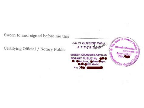 document notarization ms  germany