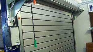 Roll-up Shutter Doors - Omnitec Security Systems