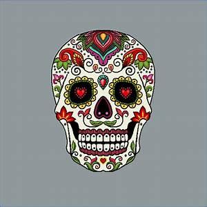 Crane Mexicain Dessin : tissu masque cr ne mexicain c t 45 cm carr en tissu jacquard ma boutique ~ Melissatoandfro.com Idées de Décoration