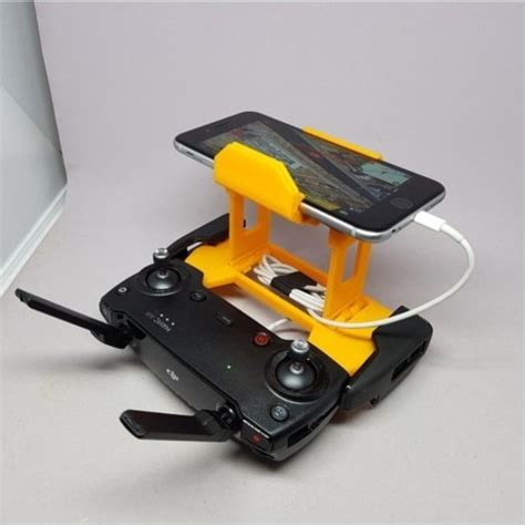 print files mavic air controler foldable