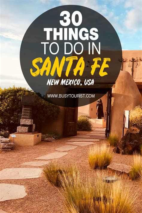 30 Best & Fun Things To Do In Santa Fe (New Mexico) in ...