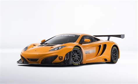 mclaren 12c gt3 approved for american racing 187 autoguide com news
