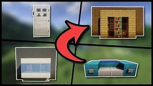 Minecraft Möbel Bauen : moderne minecraft einrichtung und m bel bauen minecraft einrichtungsideen deutsch german ~ A.2002-acura-tl-radio.info Haus und Dekorationen