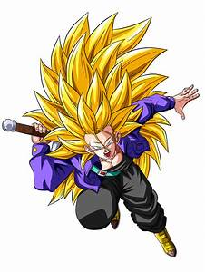 Dbz Future Trunks Ssj3 | www.pixshark.com - Images ...