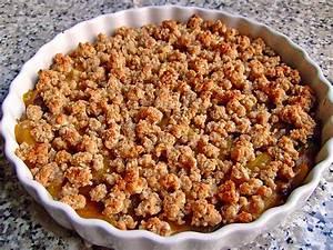 Rezept Rhabarber Crumble : flowers rhabarber crumble rezept mit bild von flowerbomb ~ Lizthompson.info Haus und Dekorationen