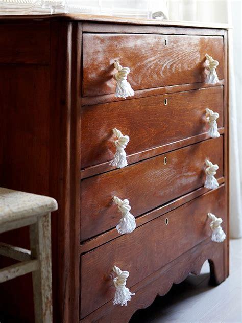 stylish solution rope drawer pulls  kings lane