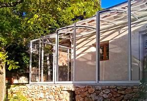 Abri De Terrasse Retractable : abri design cover abri de piscine et terrasse pool and ~ Dailycaller-alerts.com Idées de Décoration