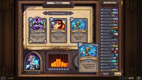 How To Draft The Perfect Arena Deck In Hearthstone