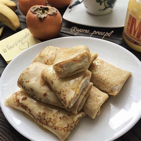 Pankūkas BEZ Cukura un miltiem - INSTA receptes - tavs ...