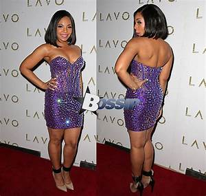 Ashanti And Her Thicky Thighs Still Celebrating Her