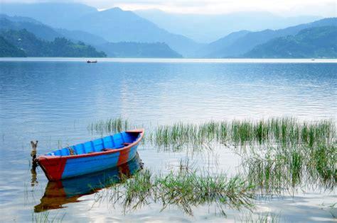 Auf Dem Boot by Nepal Foto Bild Boot Auf Dem Phewa See Bildergalerie