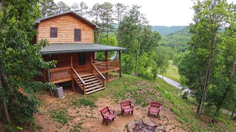 bryson city cabin rentals log cabin vacation rental great smoky mountains