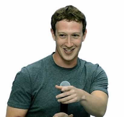 Zuckerberg Mark Transparent Clipground