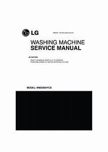 Lg Wm3360hwca Service Manual