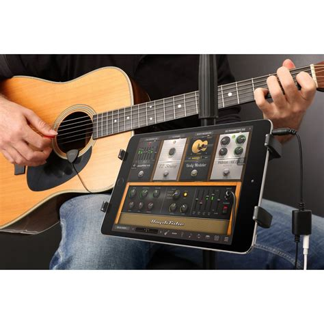 iphone guitar interface irig acoustic guitar interface for iphone mac
