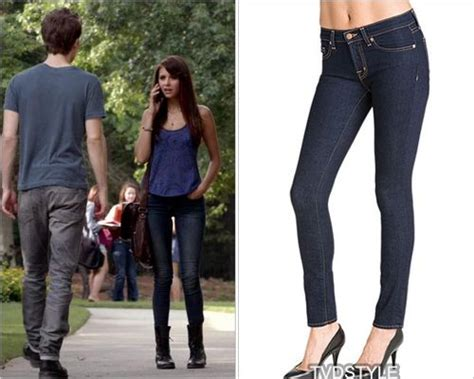 Elena Gilbert outfit skinny jeans | My dream closet ...