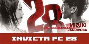 Invicta FC 28 Fight Card Finalized Following Late-Notice ...