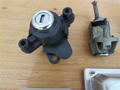 Bmw Ignition Key Lock Cylinder Tumbler Set Ews And Dme