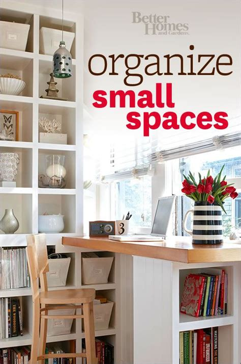 Storage Inspiration Small Spaces by Pin By Better Homes Gardens On Smart Storage Solutions
