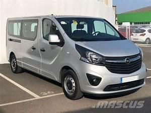 Opel Vivaro Combi : opel vivaro combi 6 1 6cdti s s 29 l2 125 n1 spain 28 365 2017 panel vans for sale mascus ~ Medecine-chirurgie-esthetiques.com Avis de Voitures