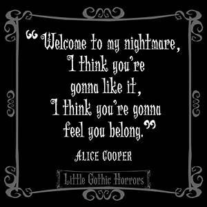 Gruselige Halloween Sprüche : little gothic horrors delightfully dark quotes gothmusic ~ Frokenaadalensverden.com Haus und Dekorationen