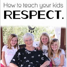 How To Teach Your Kids Respect  Tips From A Typical Mom