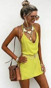 1000 ideas about Yellow Dress Outfits on Pinterest