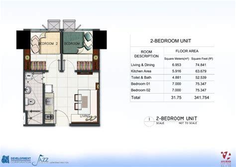 builder house plans condo sale at jazz residences condominium unit floor plans