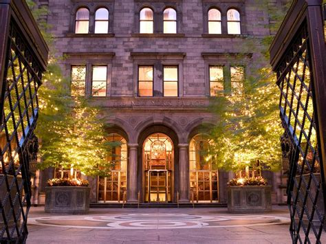 the 40 best hotels in new york city photos cond 233 nast traveler