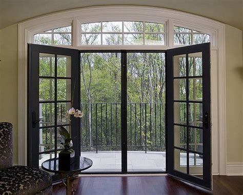 patio doors with screens for the home