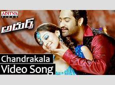 Adhurs Movie Chandrakala Full Video Song JrNTR