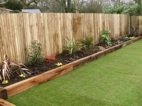 Wooden Sleepers by Wooden Sleepers Garden Edging Search