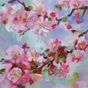 Blumen Gemälde In öl : sabine schramm original blumenbilder ~ A.2002-acura-tl-radio.info Haus und Dekorationen