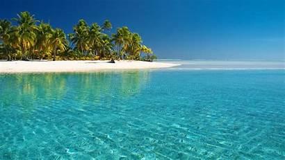 Scenes Desktop Wallpapers Water Summer Beach Background