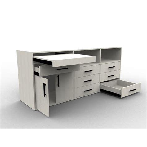 meuble de rangement jouets chambre maison design bahbe