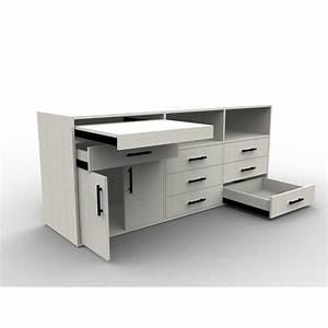 Meuble De Rangement Salon : meuble de rangement sur mesure chambre ou salon ~ Dailycaller-alerts.com Idées de Décoration