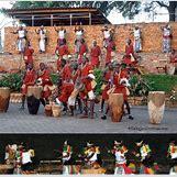 Ugandan People Dancing | 650 x 638 png 1038kB