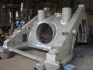 Fabricated Components Of Steam Turbine
