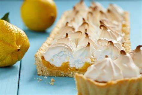 clea cuisine tarte citron recette tarte au citron meringuée à l 39 ancienne