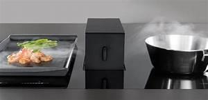 Plaque Induction Avec Hotte Intégrée Miele : hotte de plan de travail hotte escamotable hotte ascenseur ~ Voncanada.com Idées de Décoration