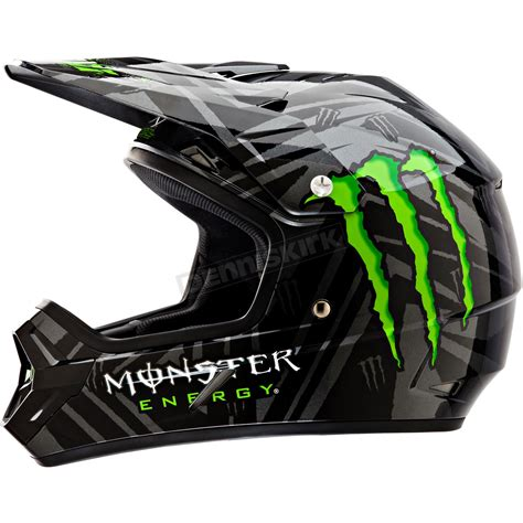 monster helmet motocross o neal 8 series ricky dietrich signature monster helmet