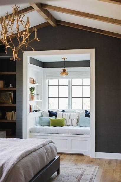 Nook Bedroom Window Reading Master Bay Seat