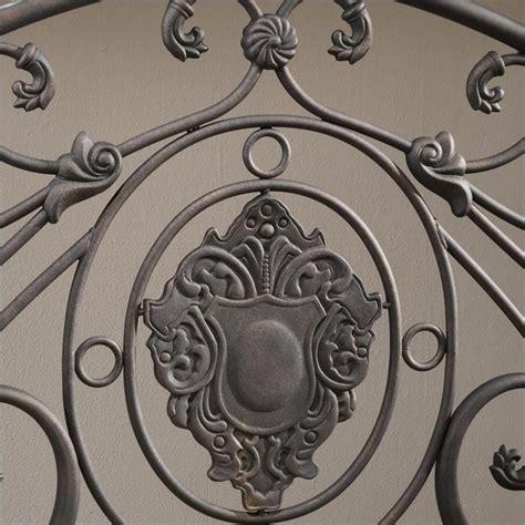 hillsdale mercer metal daybed  antique brown finish dblhxx