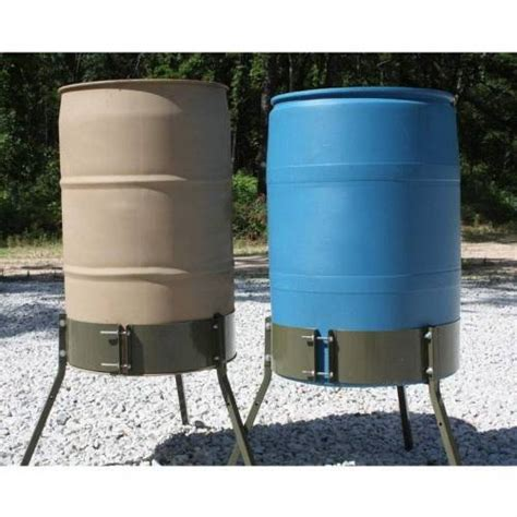 55 gallon drum deer feeder deer feeder 55 gallon barrel band