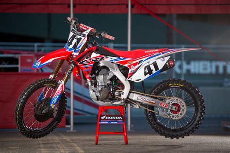 Factory Honda The Machines Transworld Motocross