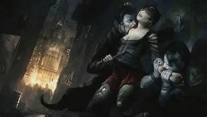 Darkness Vampire Concept Wolf Masquerade Requiem Mmo