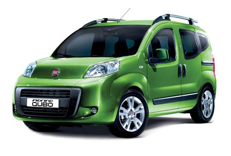 Fiat Qubo by Fiorino Qubo The New Free Space Vehicle From Fiat