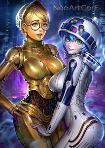 12 Times Fan Artists Showed Our Favorite Droids Some Love