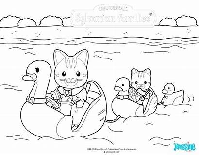 Calico Coloring Pages Critters Cat Critter Getcolorings