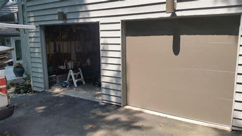 replacement garage door garage door repair 3 after g s garage doors